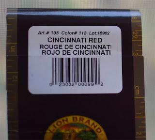 Lion Brand label