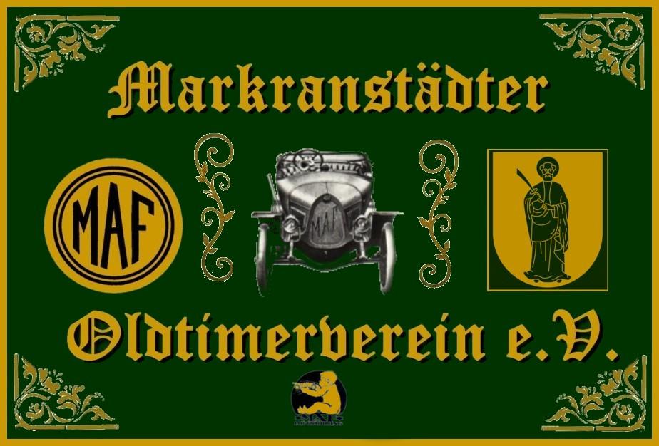 Fahne Oldtimerverein