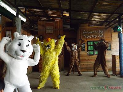 Mango Tours Tagaytay Variety Show
