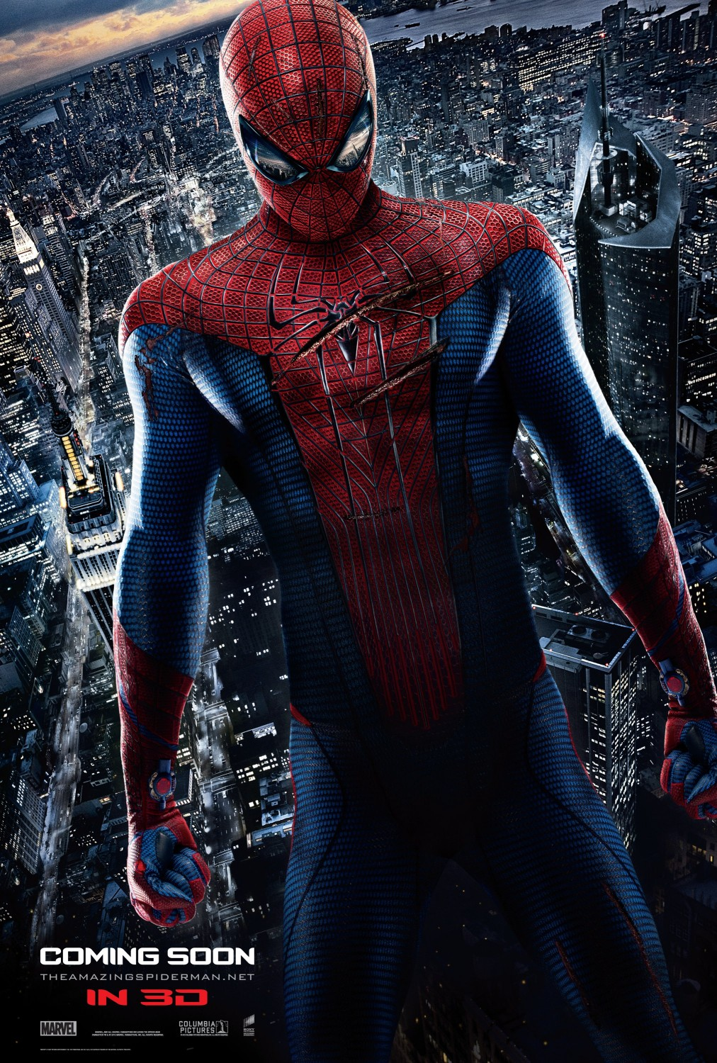 the blot says the amazing spider man teaser movie posters. Black Bedroom Furniture Sets. Home Design Ideas