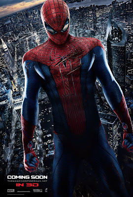 The Amazing Spider-Man Teaser One Sheet Movie Poster