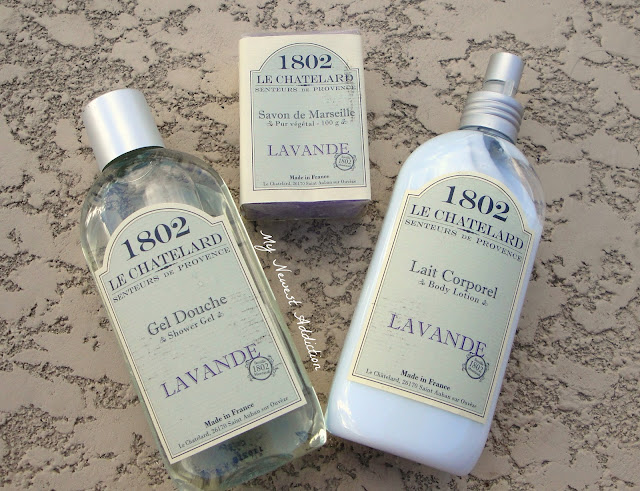 Review Le Chatelard 1802 Lavande My Newest Addiction