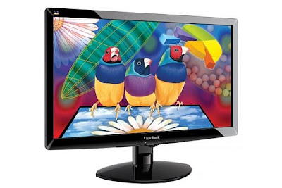 ViewSonic VA1938w LED Backlit Monitor