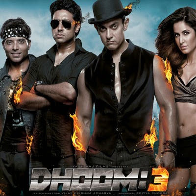 Malang - Dhoom 3 Mp3 Song