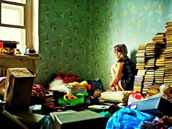 Malati di disordine o maniaci delle pulizie