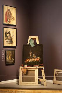 Выставка тромплея в Национальной галерее, Копенгаген