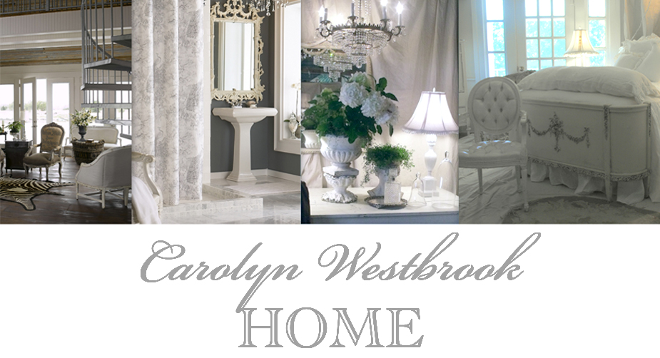 Carolyn Westbrook Home Blog