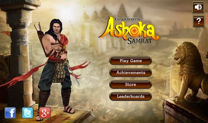 Ashoka: The Game Gameplay Android