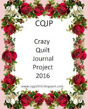 Crazy Quilt Project 2016