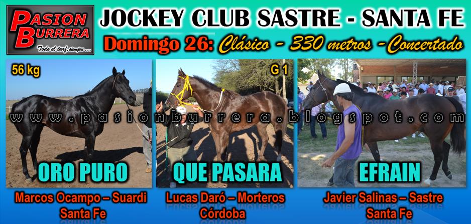 SASTRE - 26 - 330