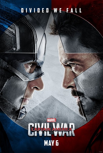 Film Captain America: Civil War 2016