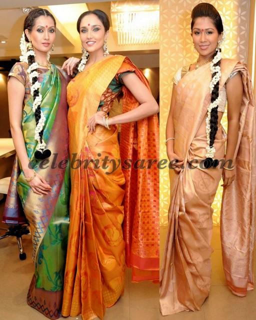 Kalanikethan Silk Sarees for Wedding