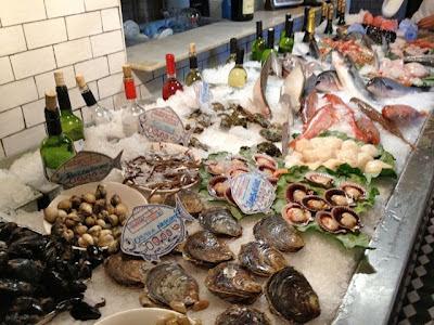 Restaurante Fishop Barceloa. Blog Esteban Capdevila