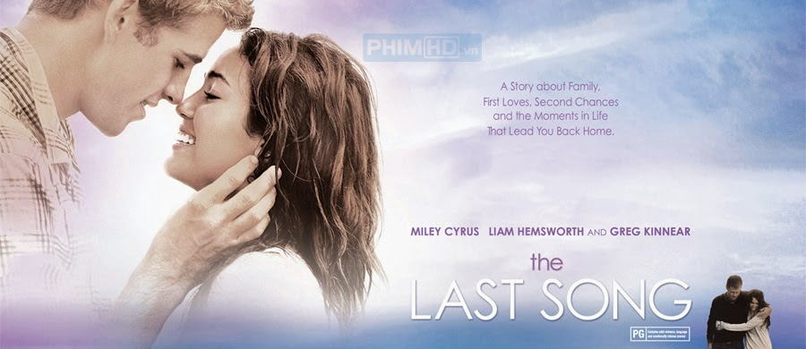 Phim Niệm Khúc Cuối VietSub HD | The Last Song 2010