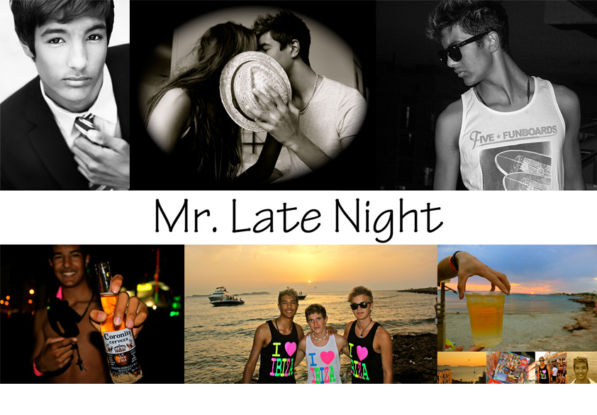 Mr. Late Night