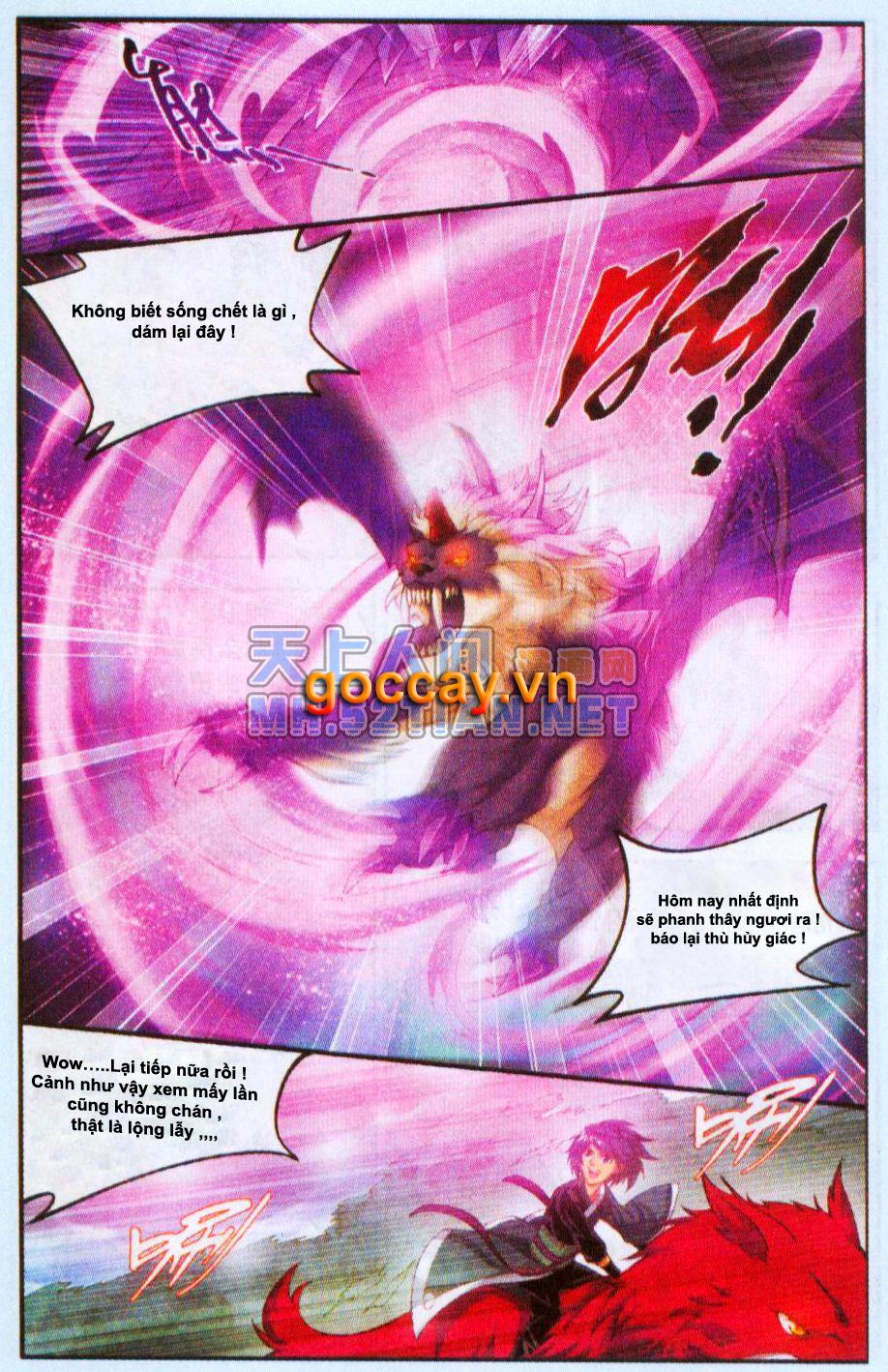 Đấu Phá Thương Khung chap 28 page 16 - IZTruyenTranh.com