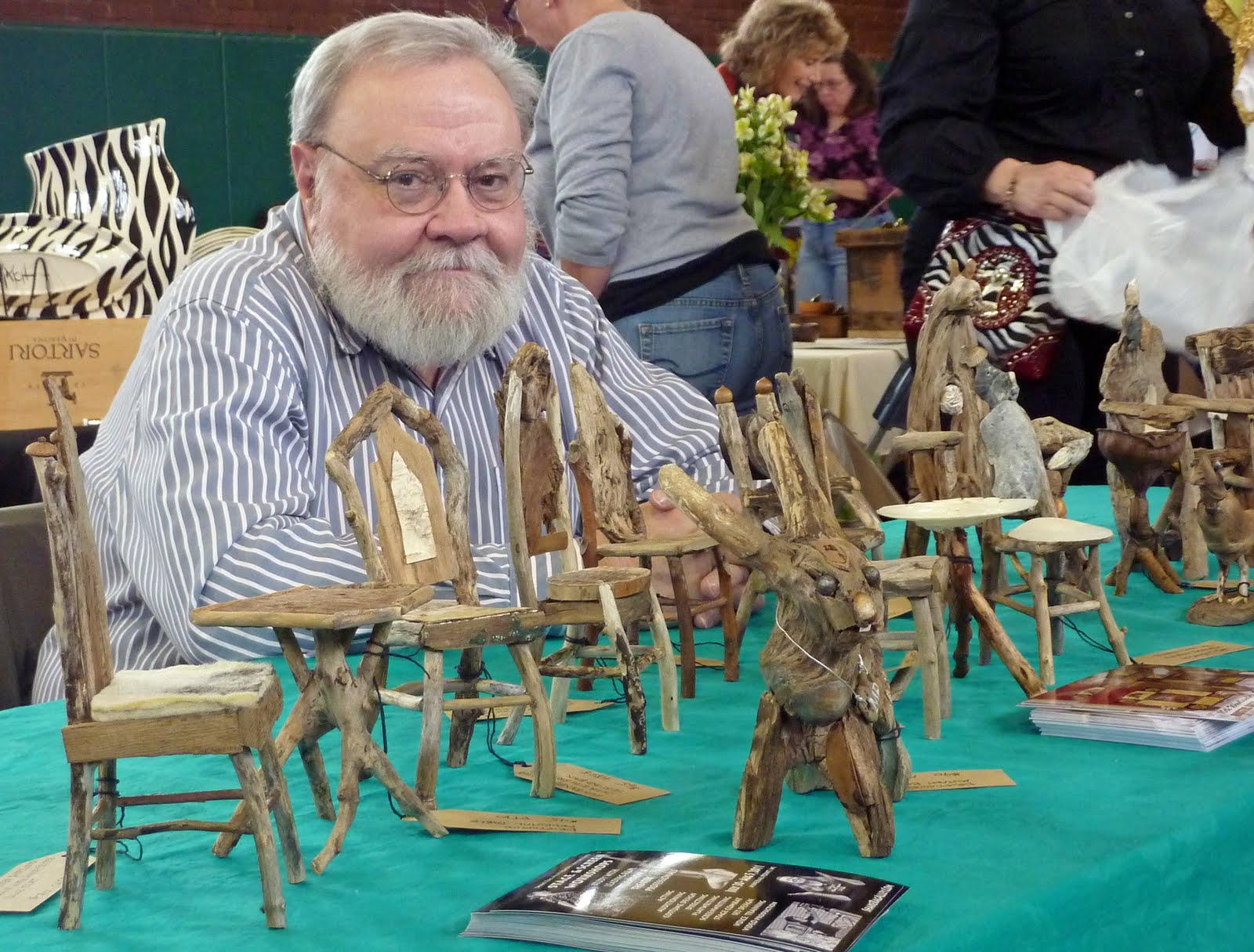 Thanks To Everyone Who Came To The Independence Park Fine Craft Fair Sunday