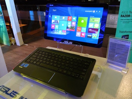 ASUS Transformer Book T300 Chi Officially Launched, Intel Core M 5Y10 Variant Starts at P39,990