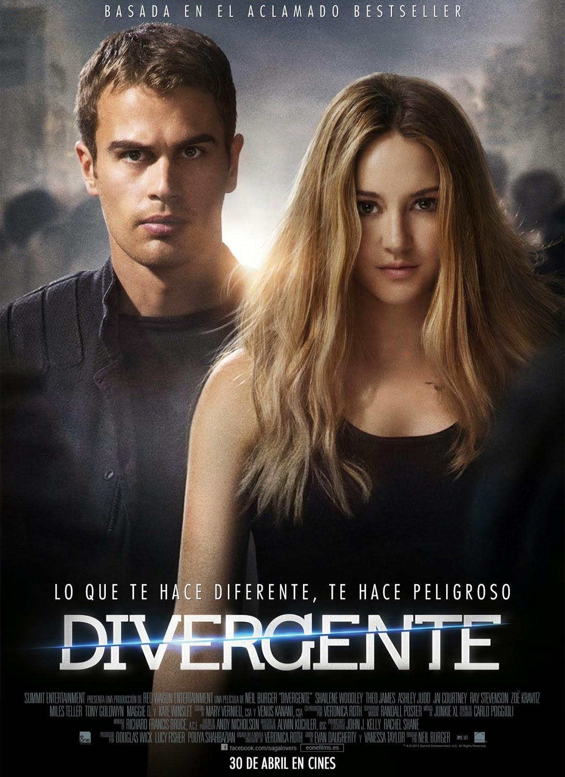 Crítica película Divergente