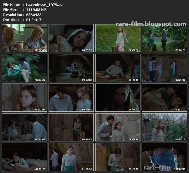 La drôlesse (1979) Download