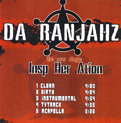 Da Ranjahz – Insp Her Ation (CDS) (2003) (320 kbps)