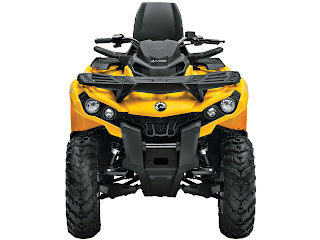2013 Can-Am Outlander MAX DPS 650 ATV pictures 3