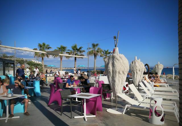 Att bada mitt i staden - Palma de Mallorca