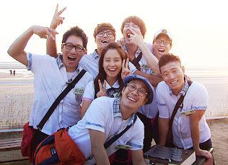Yoo Jae Suk - Running Man