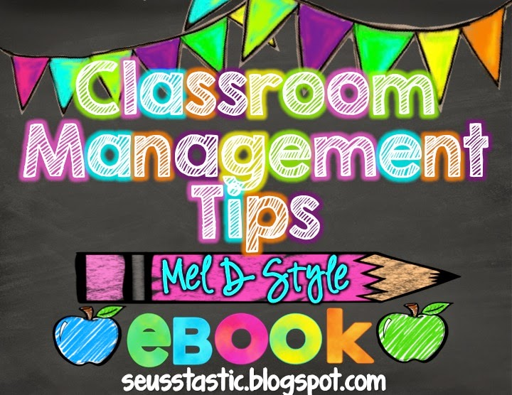 http://www.teacherspayteachers.com/Product/Classroom-Management-TipsMel-D-Style-Ebook-810222