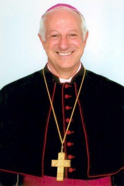 Bispo Diocesano Dom Mariano