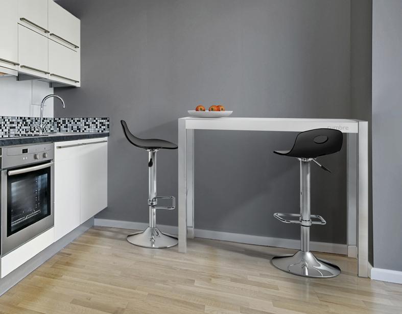 Una barra en la cocina la chica de las cocinas for Barra de comedor