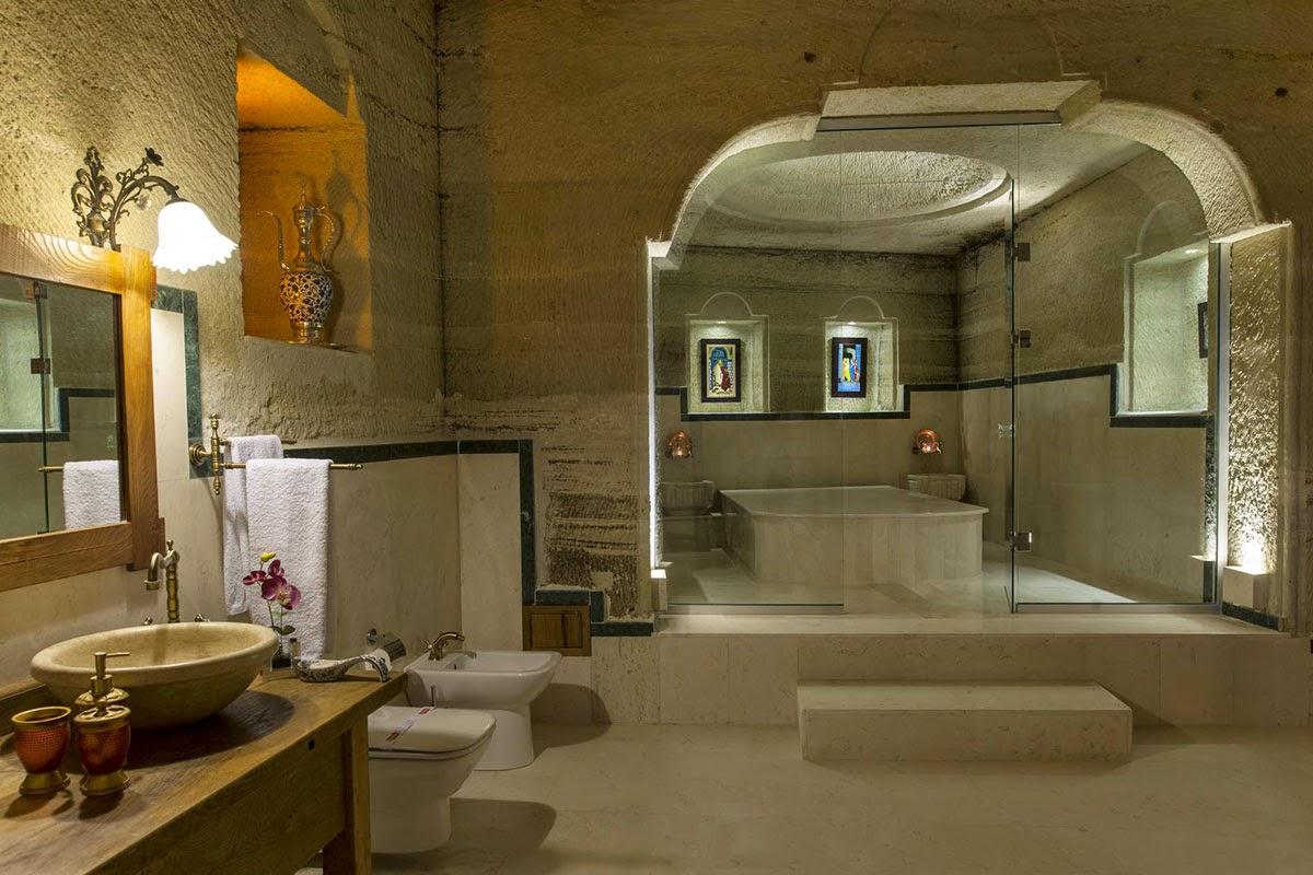 ديكور الحمام التركي