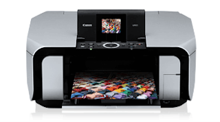 Canon PIXMA MP610 - Inkjet Photo Printers Download
