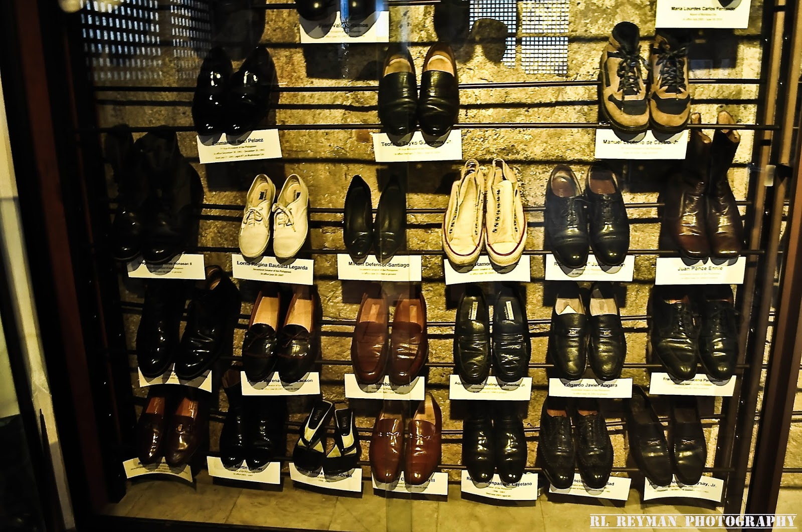 marikina shoe industry Marikina's shoe industry is facing a threat greater than competition from cheap china imports: losing its cobblers.