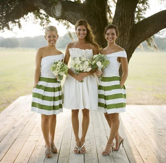 Hermosos vestidos de damas de honor | Coleccion Jet Setter