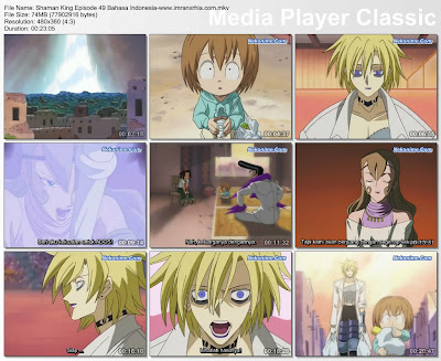 Download Film Shaman King Episode 49 (Dokter, Dokter) Bahasa Indonesia