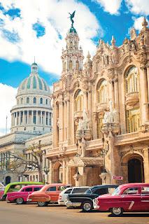 Cuba's Capital