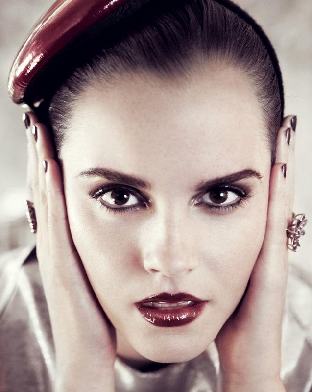 emma watson vogue us 2011. Model: Emma Watson
