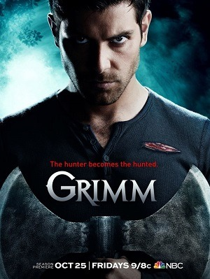 Grimm - Contos de Terror 3ª Temporada Séries Torrent Download capa