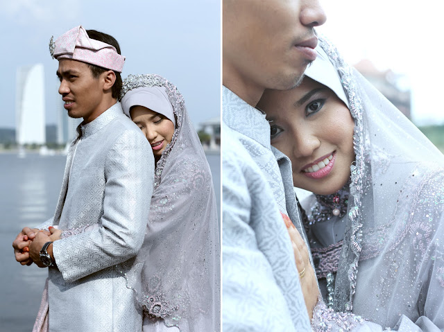 outdoor photoshoot taufik & farhana 1