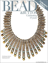 Bead & Button Magazine December 2008