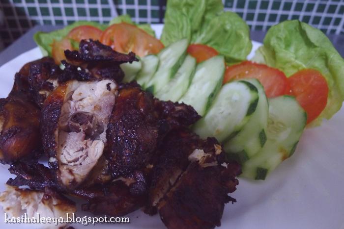Resepi Ayam Masak Merah Ala Kedai