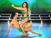 Cinthia Fernandez AXE Bailando 2011