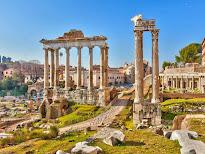 Palatino e Foro Romano con pic-nic