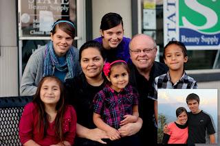 Loren Miller Family