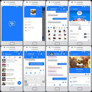 BBM Mod Iphone