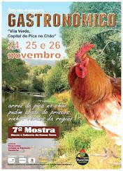 Fim de Semana Gastronómico 'Vila Verde, Capital do Pica no Chão'!