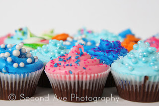 food photography, cake pops