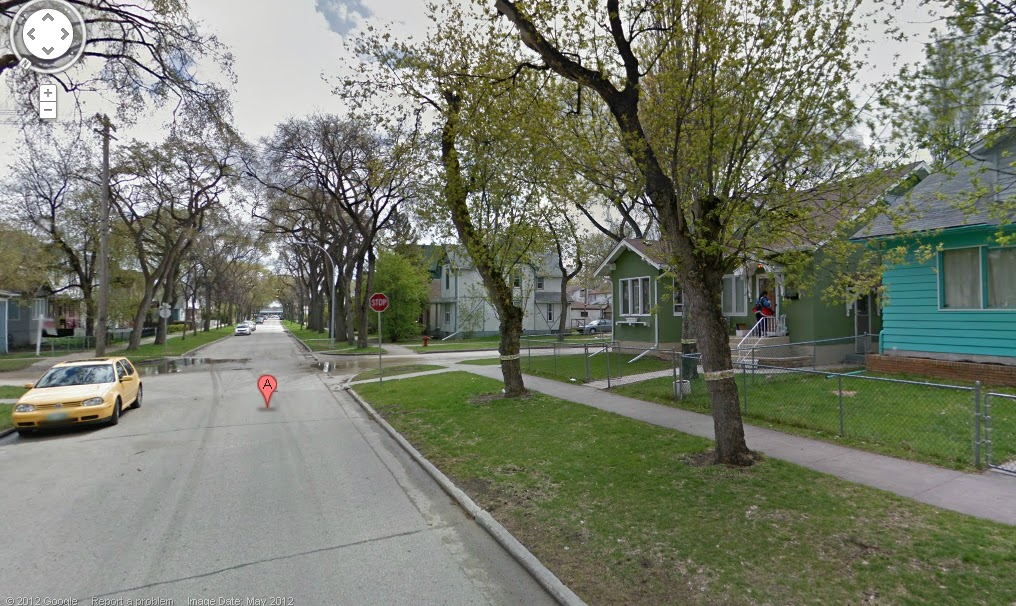 Love me love my winnipeg dear google street view thank you for See images of my house