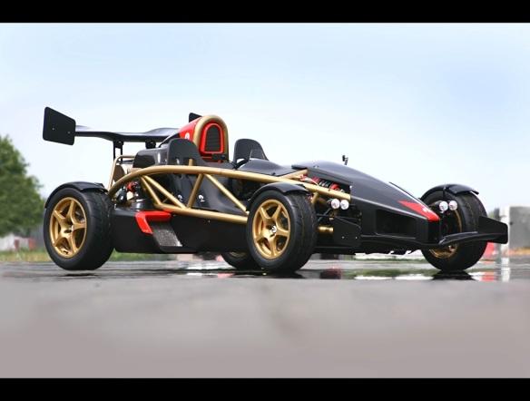 atom car: